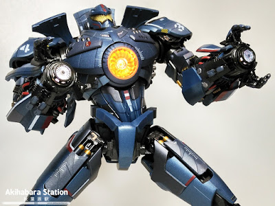 Soul of Chogokin Gypsy Danger GX-77 de Pacific Rim - Tamashii Nations