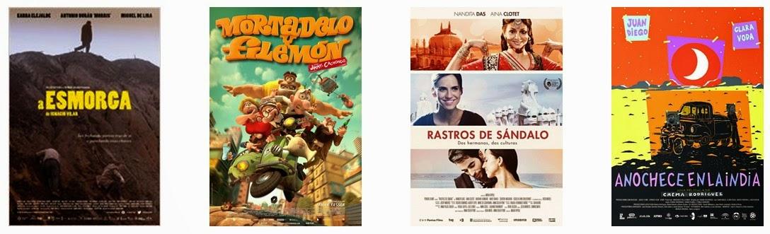 Nominaciones a los Premios Goya 2015