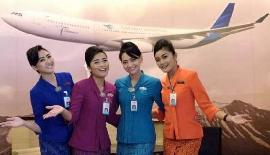 Garuda Indonesia, Terbang Sore Dari Selayar, Mau Gratis ? Ini Caranya