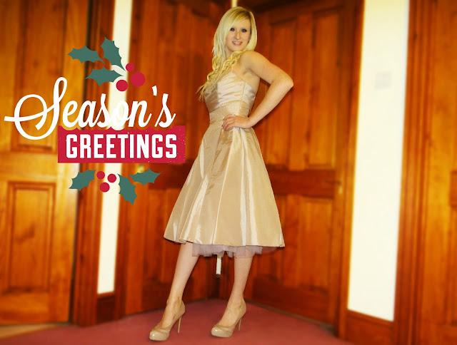 Christmas Ball Dress