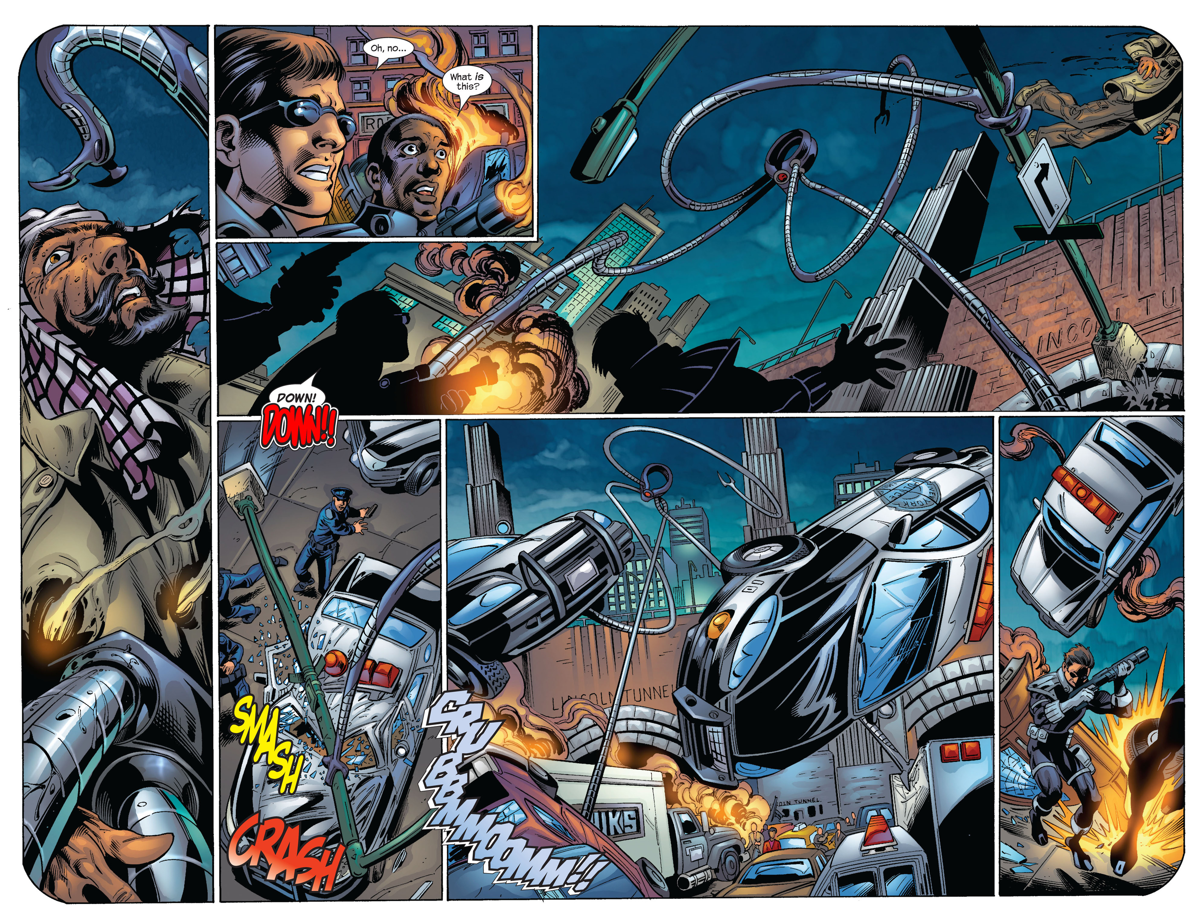 Read online Ultimate Spider-Man (2000) comic -  Issue #57 - 11