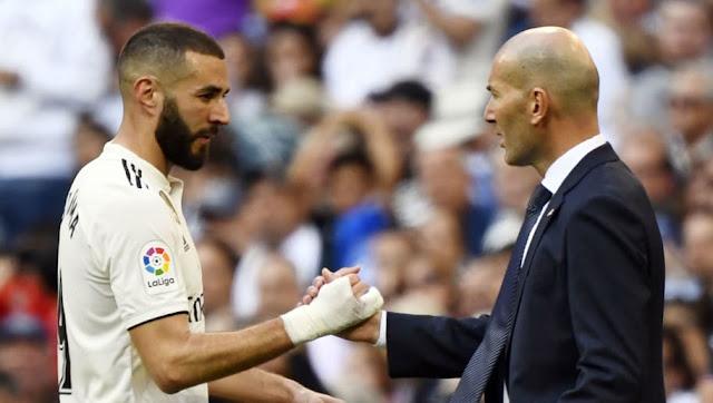 Le 11 de rêve de Zinedine Zidane s'il était sélectionneur