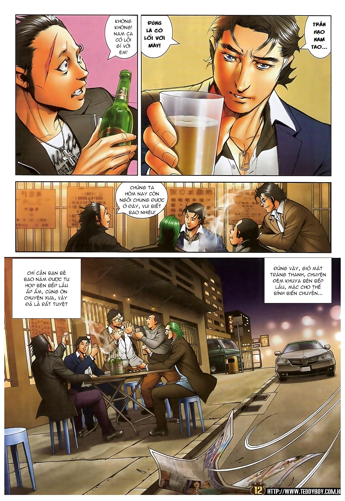 Người Trong Giang Hồ - Chapter 1573: Chuyện bên bếp lẩu - Pic 10