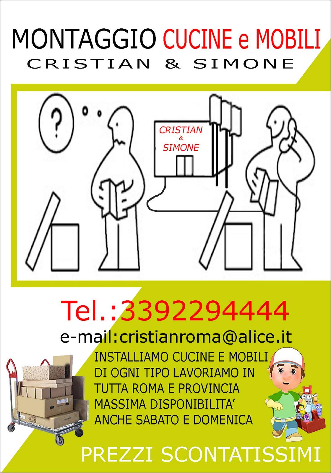 Montaggio mobili i k e a roma for Marche mobili italiani