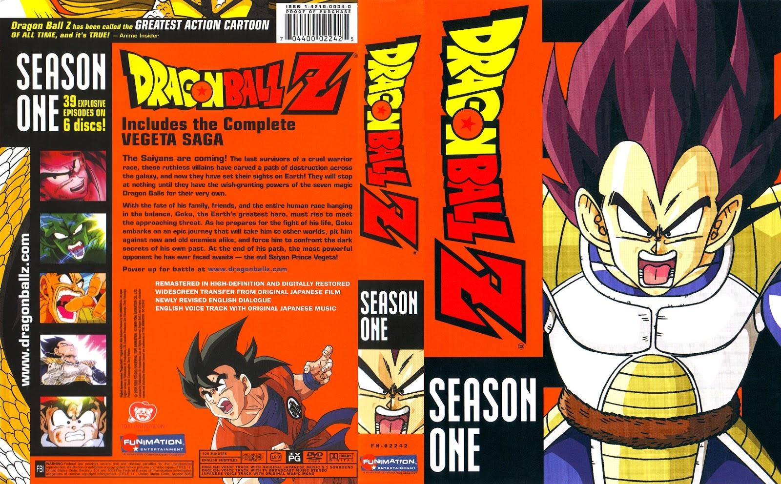 List of Dragon Ball Z episodes (season 5) - Wikipedia