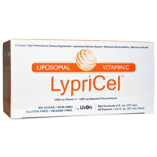liposomalna Witamina c LypriCel