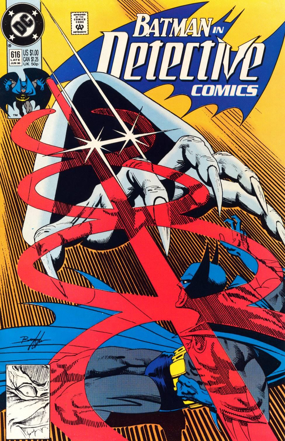 Detective Comics (1937) 616 Page 1