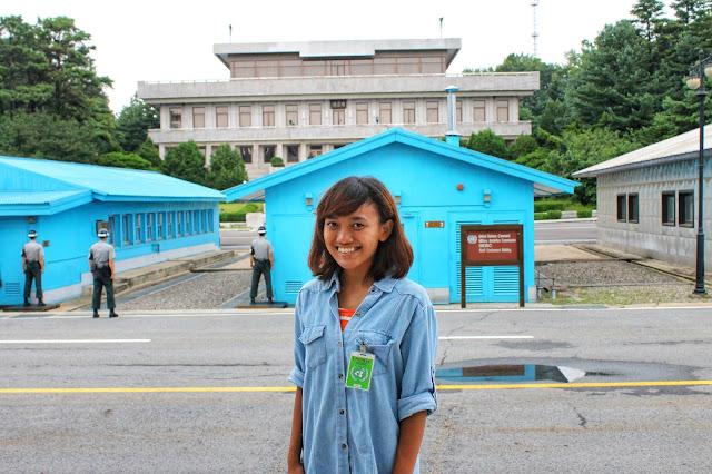 DMZ dan Panmunjom, Melihat Korea Utara Lebih Dekat