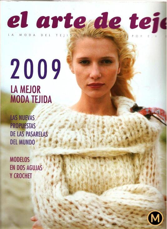 El arte de tejer 2009