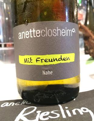 Anette Closheim Riesling Mit Freunden