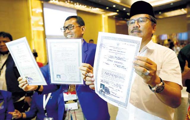 Ijazah SMA Milik JR Saragih Hilang di Jakarta Jelang Legalisasi Ulang