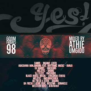 DJ Athie – GqomFridays Mix Vol.98