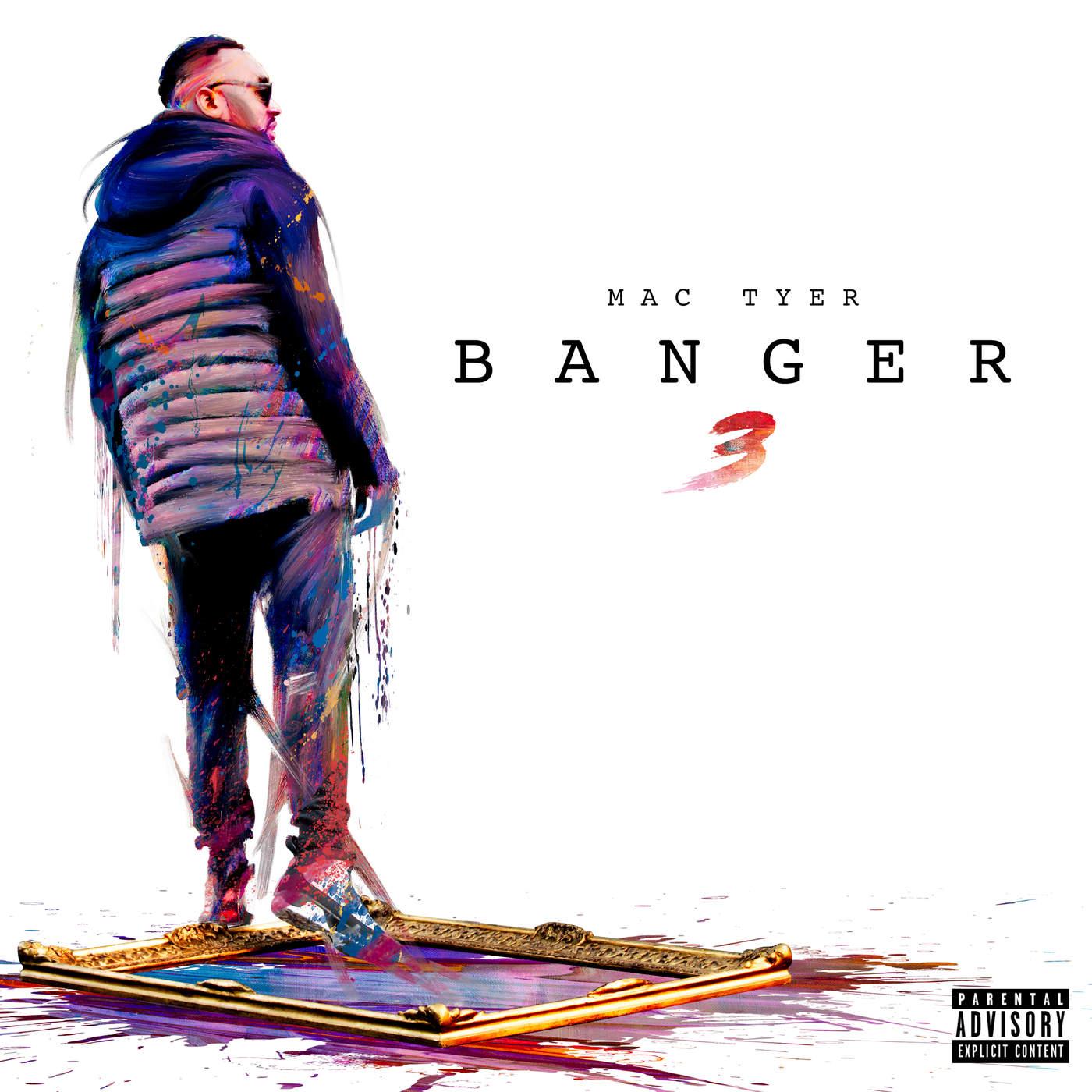 Mac Tyer - Banger 3 Cover
