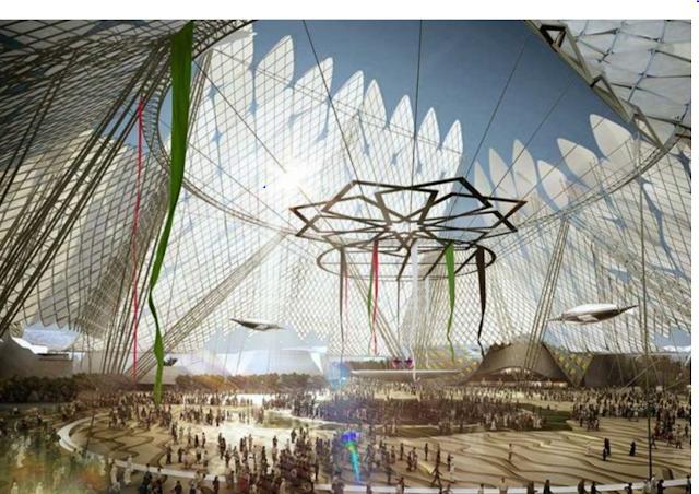 Al Wasl Plaza dubai expo 2020 mall