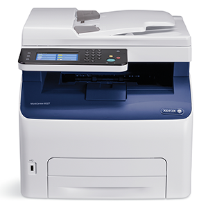 WorkCentre /// Color Multifunction Printers Xerox