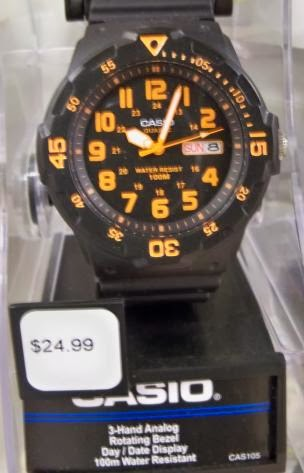 a9fdd3eed These utilitarian dive watches have rotating bezels and are waterproof to  100 meters. They also have readable dials with large numbers, day/date  windows, ...