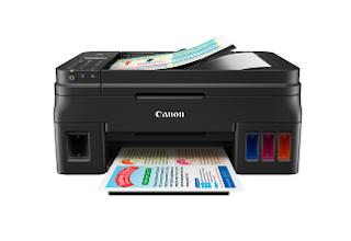 Canon PIXMA G4200 Printer Driver Download and Setup