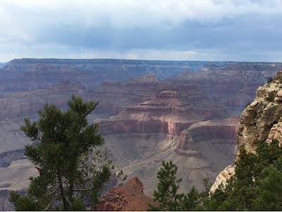 Roadtrip USA on the road again - Grand Canyon