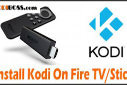 How To Install Kodi On Amazon Fire TV / Fire Stick (Kodi 17.6)