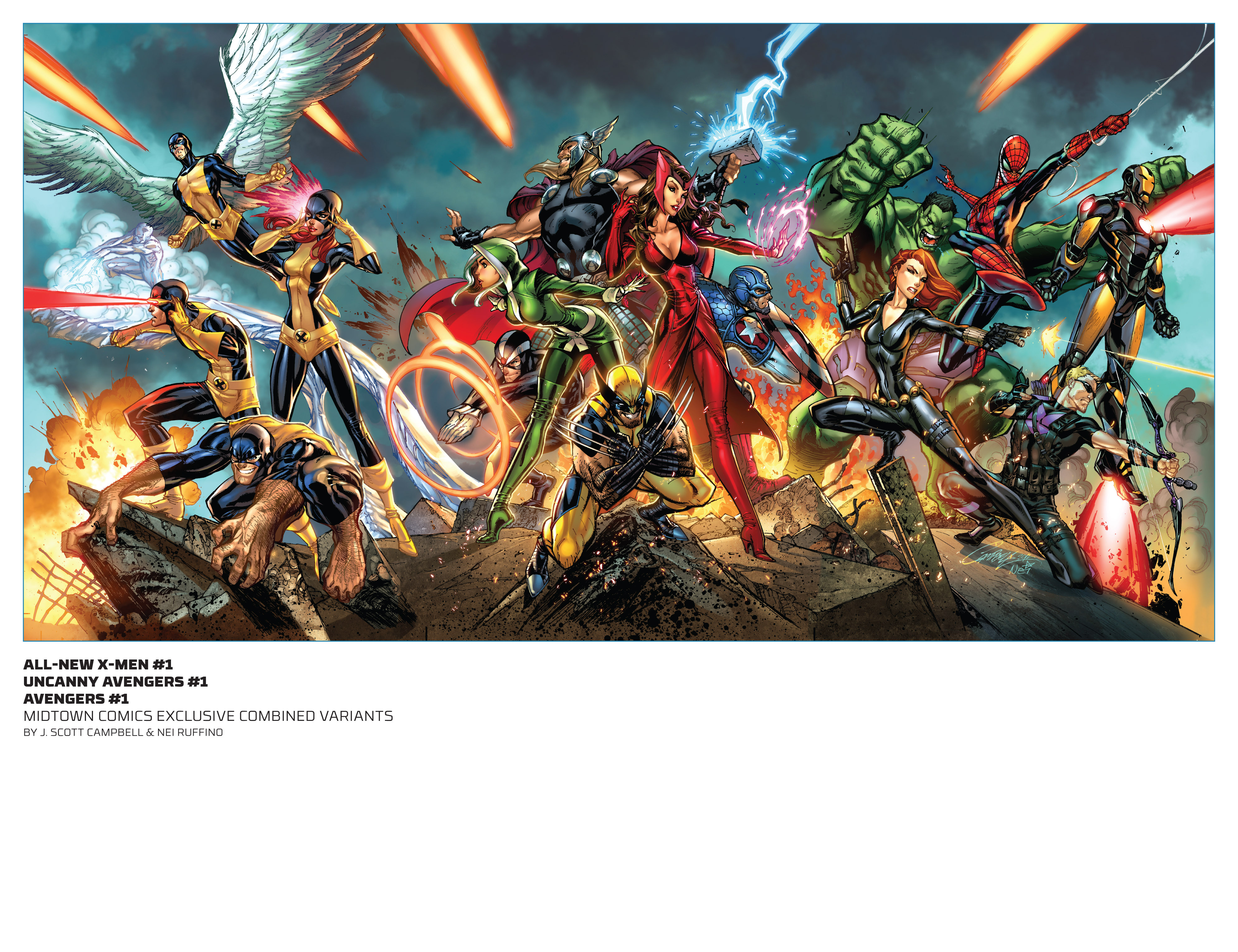Read online All-New X-Men (2013) comic -  Issue # _Special - Yesterday's X-Men - 112