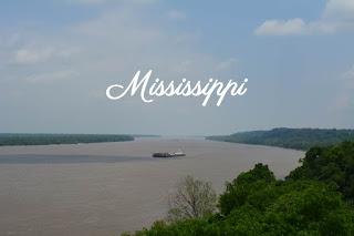 Balade au bord du Mississippi