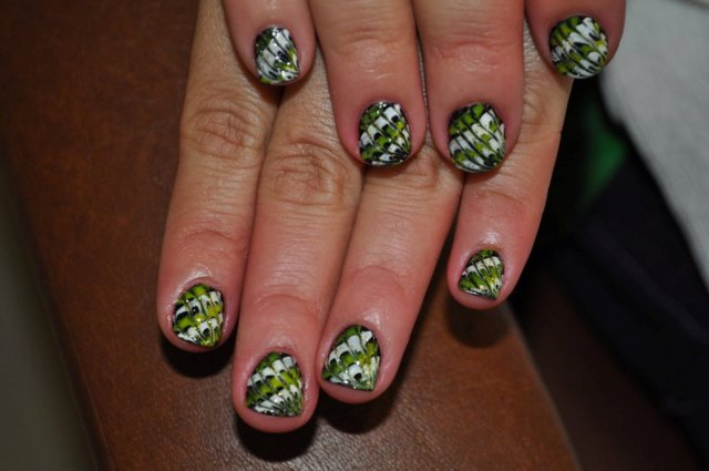 nail designs for your birthday