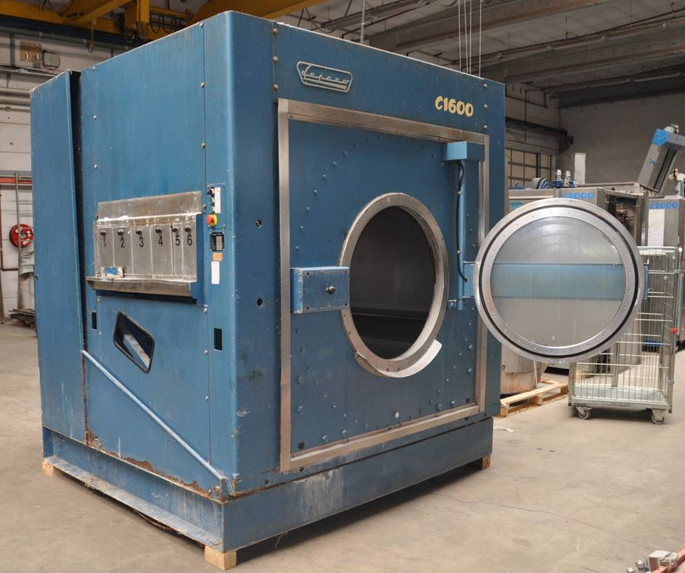 Open Pocket Washer Extractor ~ Cbamachines worldwide trader in industrial laundry