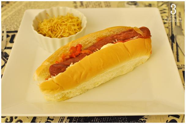 cachorro quente prato
