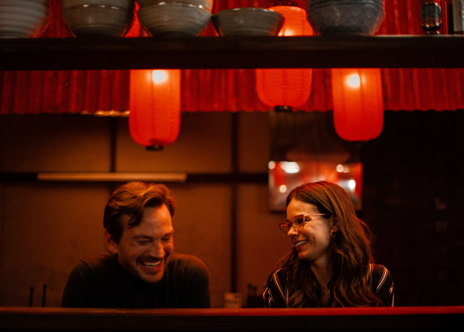 FOODIE LOVE - Laia Costa y Guillermo Pfening