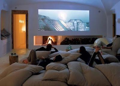 como hacer un cine en casa