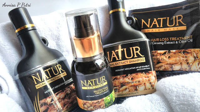 www.annisaputri.com | NATUR Hair Care 2