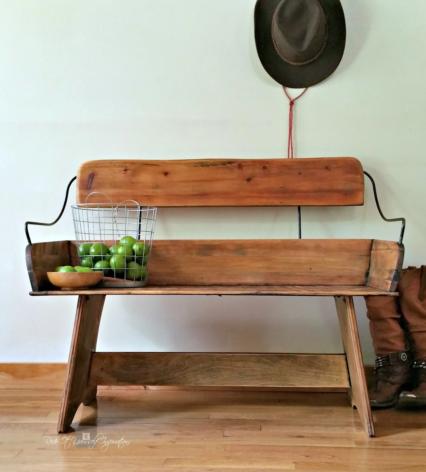Horse Carriage Bench Seat Makeover Redo It Yourself Inspirations Horse Carriage Bench Seat