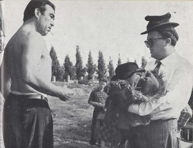 Էնթոնի Քուին և Ֆեդերիկո Ֆելինի