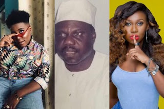 Teni, their father & Niniola