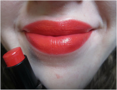 Wet 'n' Wild Mega Last Lipstick in 'Purty Persimmon'