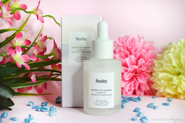 Huxley Secret of Sahara Essence: Brightly Ever After Review