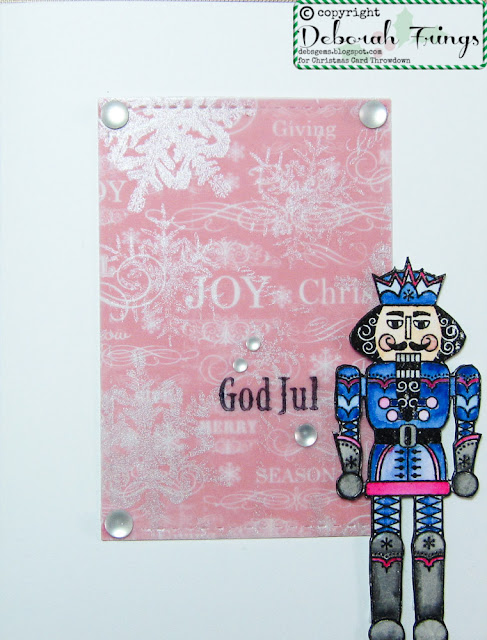 God Jul - photo by Deborah Frings - Deborah's Gems