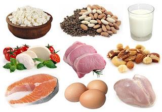 protein, berat badan, diet, kurus