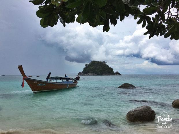 viajar en epoca de lluvias por Asia isla Koh Lipe Tailandia 2