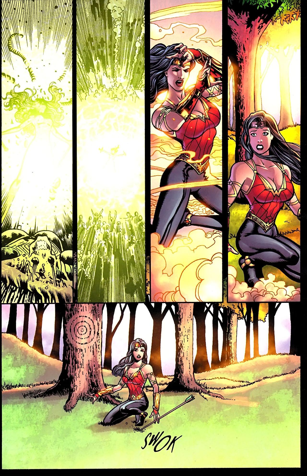 Read online Wonder Woman (2006) comic -  Issue #614 - 13