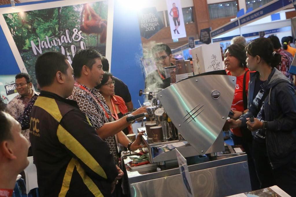 Pameran DEI 2015, Aceh Perkenalkan Paket Wisata