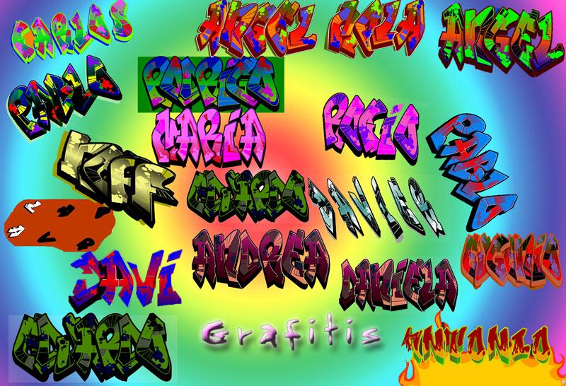 Inform  225 tica...O Graffiti Letters