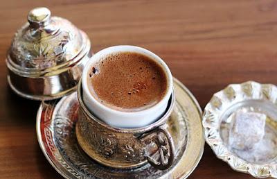 Cafeaua turceasca, scurt istoric si reteta clasica