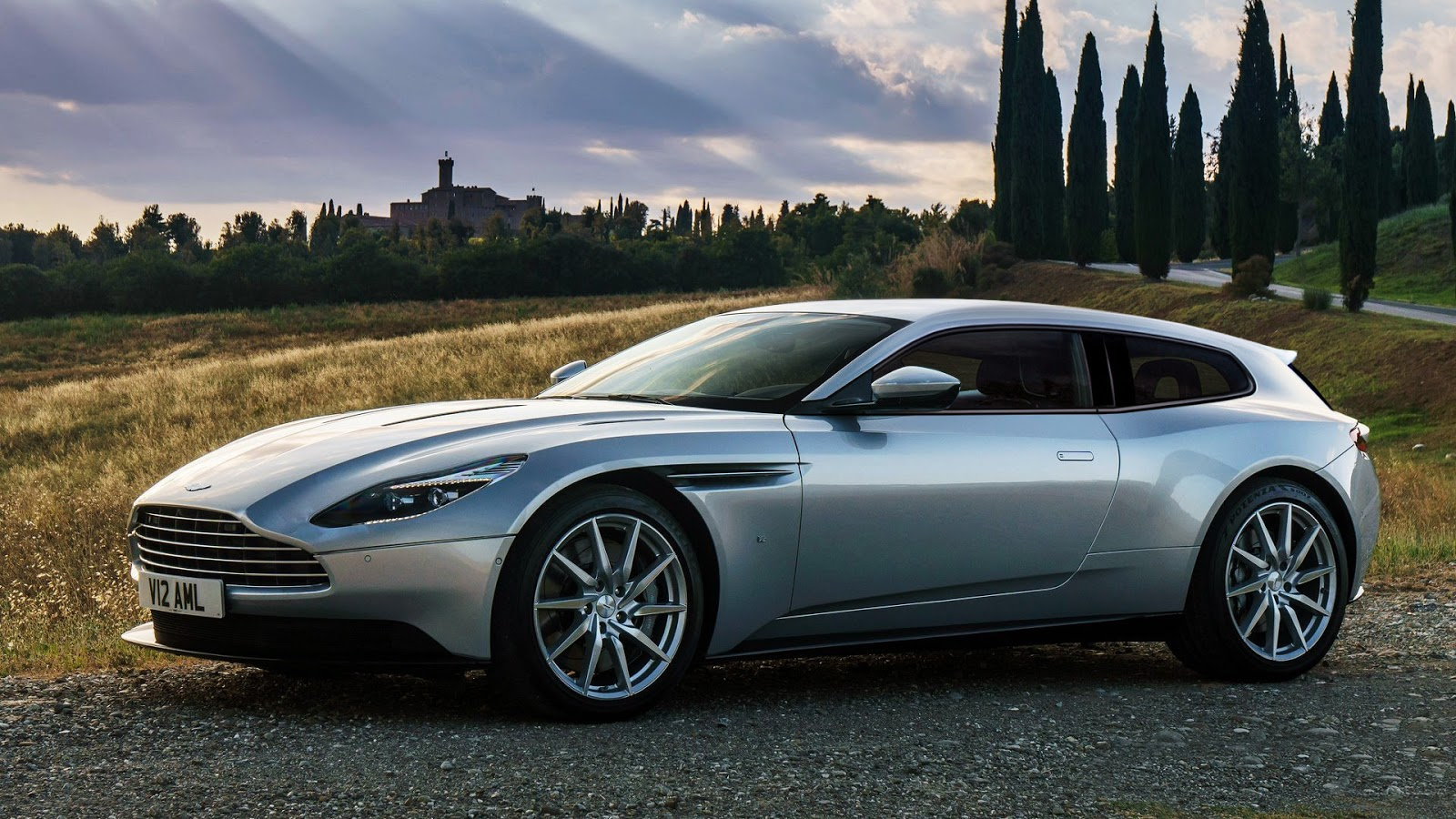 X-Tomi Design: Aston Martin DB11 ShootingBrake