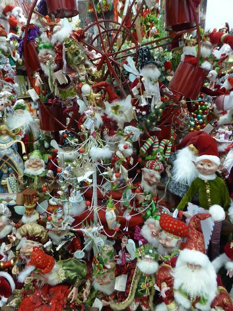 Los adornos de Navidad de Melbourne son muy irlandese