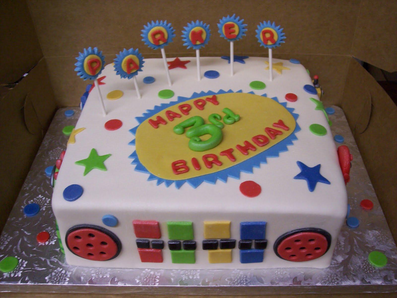 MyMoniCakes: Yo Gabba Gabba Cake