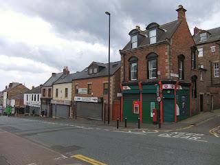 Taken near junction with Elswick Road