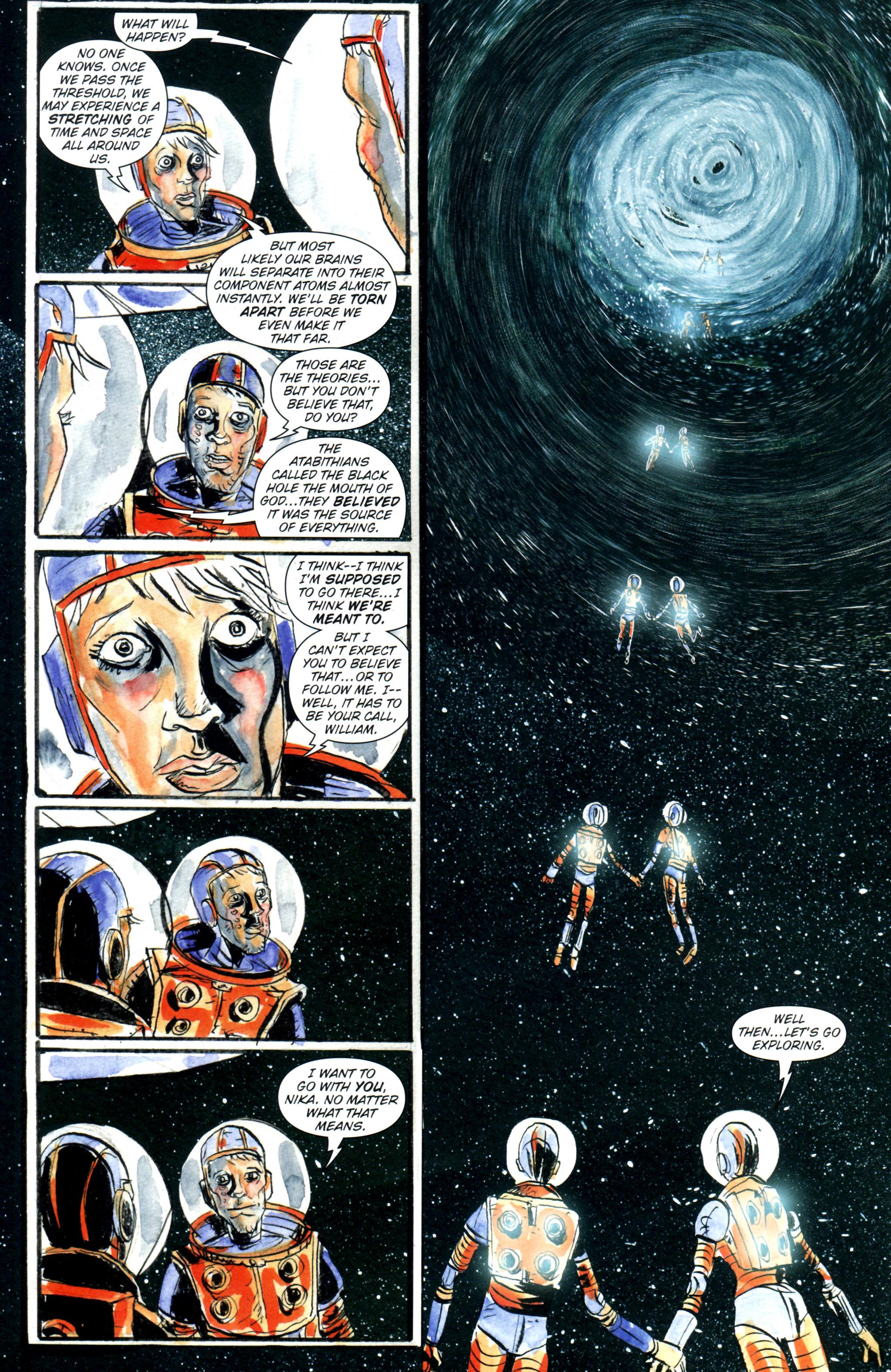 Read online Trillium comic -  Issue #8 - 22