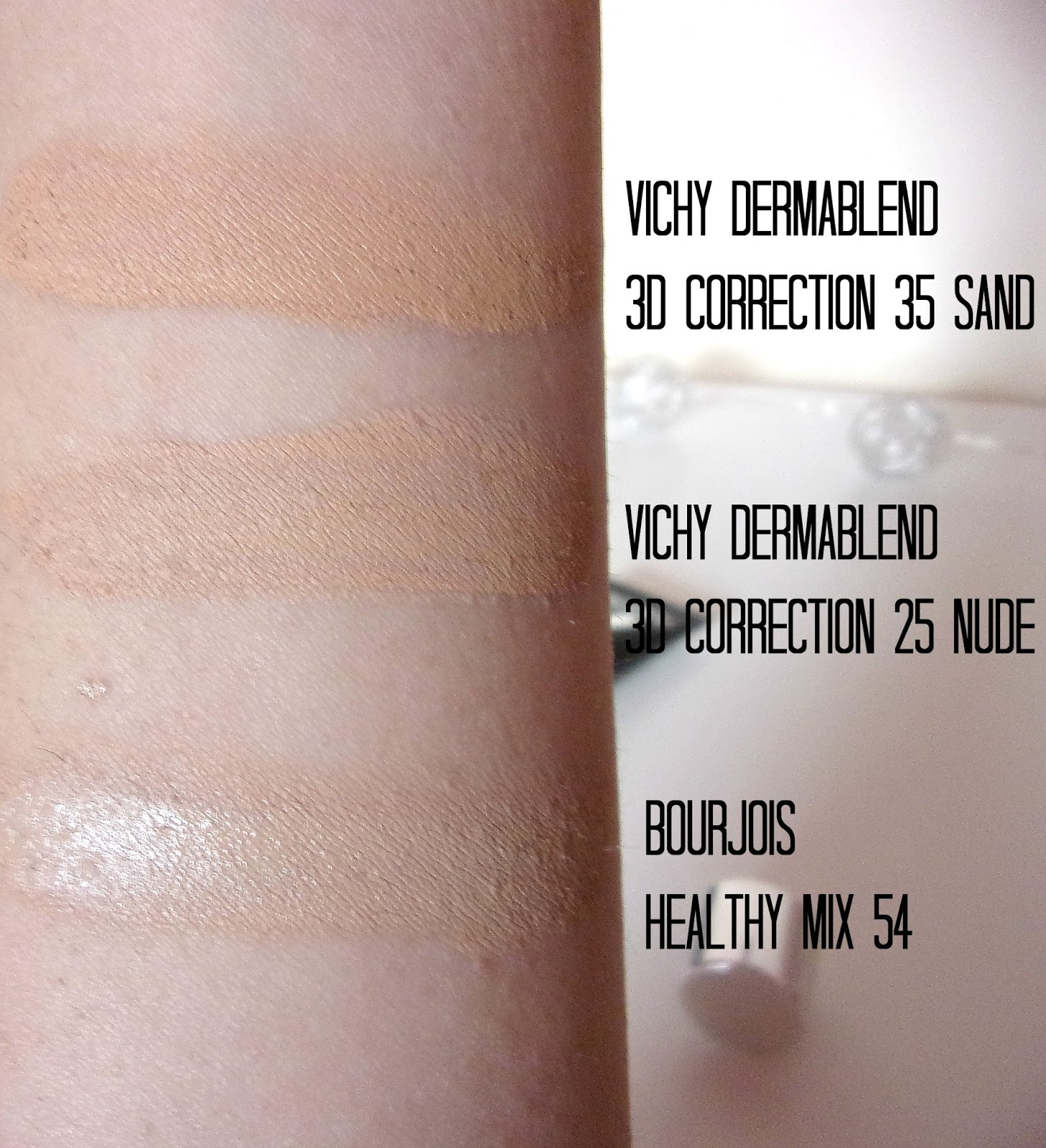 Dermablend Colour Corrector by vichy #10