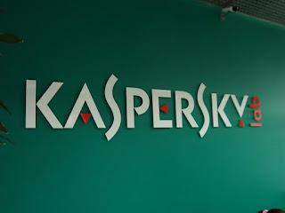 كاسبرسكي ضحية فيروس إلكتروني متطور !